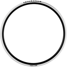 "WTB ThickSlick Clincher band 28"" Comp, white"